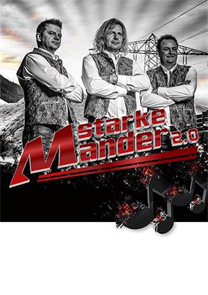Plakat Starke Mander